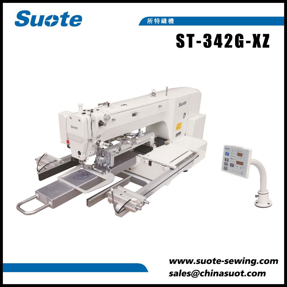 Máquina de costura de pequeno bocado