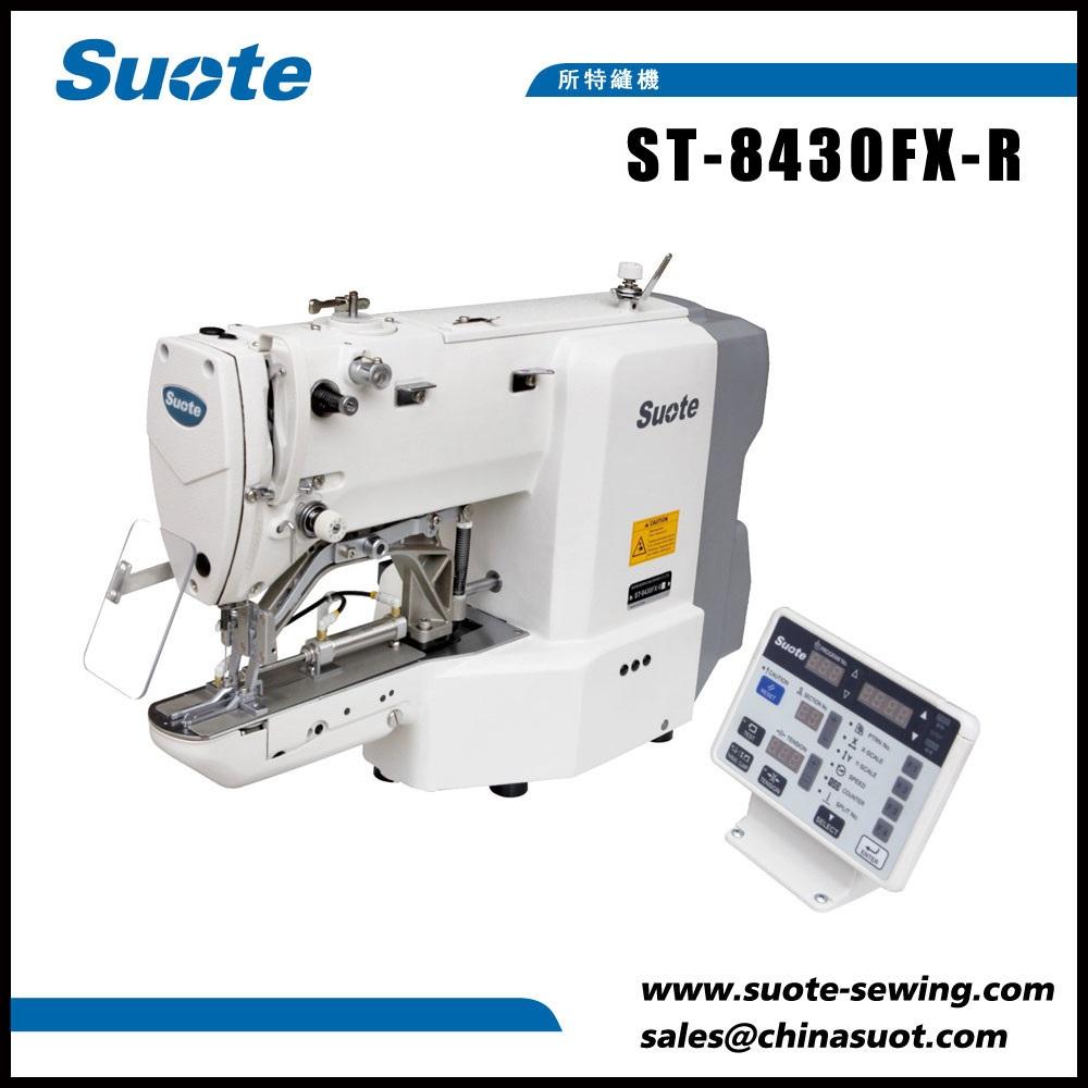 Máquina de costura electrónica de corda elástica